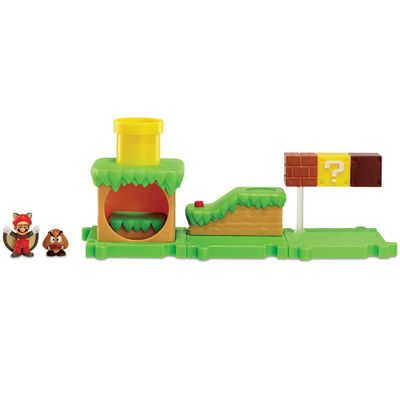 playset-micro-land-world-of-nintendo-acorn-plains-mario-esquilo-voador-dtc