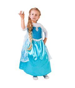 Fantasia-Infantil-Frozen---Princesa-Elsa---Rubies