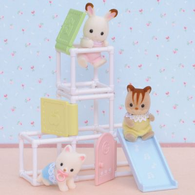 Sylvanian Families - Playground do Bebê - Epoch