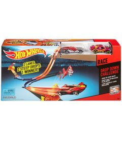 5031034-BMK58-Pista-de-Corrida-Hot-Wheels-Pista-Double-Drop-Mattel