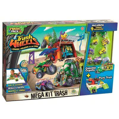 Mega Kit Trash Packs - Trash Wheels - DTC