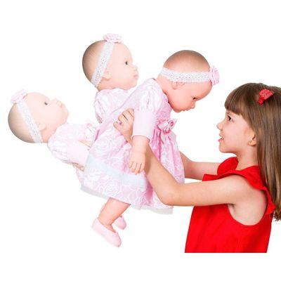 Boneca Bebê Doces Piruetas - Cotiplás