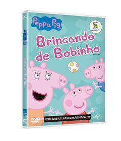 DVD---Peppa-Pig---Brincando-de-Bobinho---Paramount