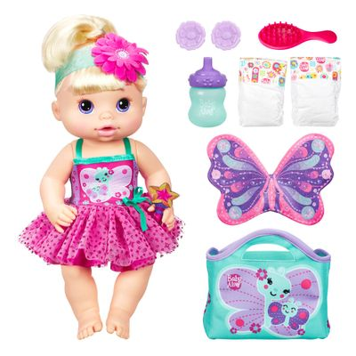 Boneca Baby Alive Fadinha - Hasbro