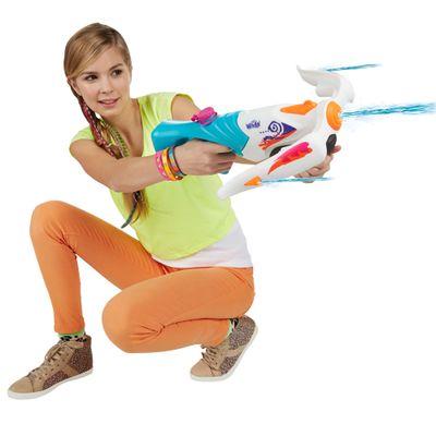 Lançador de Água Nerf Rebelle - Super Soaker Triplo - Hasbro