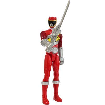 Boneco-de-Acao---Power-Ranger-Dino-Charger---Ranger-Vermelho---Sunny