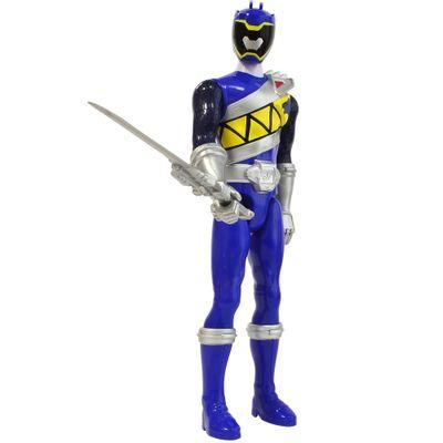 Boneco de Ação - Power Ranger Dino Charger - Ranger Azul - Sunny