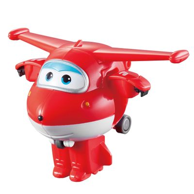 Mini Avião Super Wings - Jett Change'Em Up - Intek
