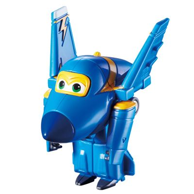 Mini Avião Super Wings - Jerome Change'Em Up - Intek