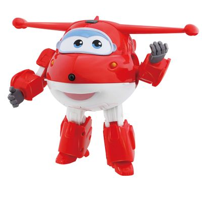 Avião Super Wings - Jett Change'Em Up - Intek