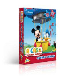 Quebra-Cabeca-A-Casa-do-Mickey-Mouse---30-Pecas---Toyster-2