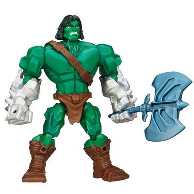 Boneco Marvel Super Hero Mashers - Skaar - Hasbro - Disney
