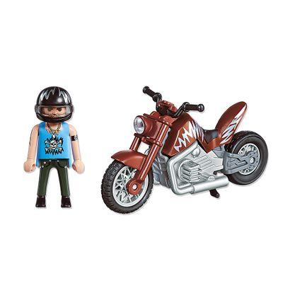 playmobil-esporte-e-acao-motocicleta-marrom-5527