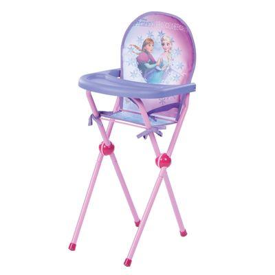 Cadeira de Papinha para Bonecas - Disney Frozen - Multibrink