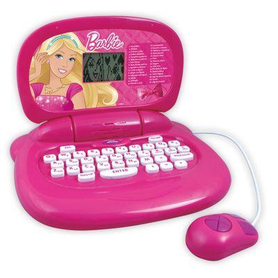 Laptop de Atividades - Barbie - Candide