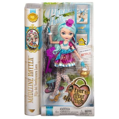 Boneca Ever After High - Primeiro Capítulo - Madeline Hater - Mattel
