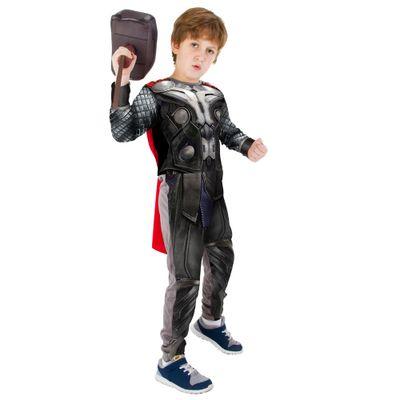 Fantasia com Martelo - Os Vingadores - A Era de Ultron - Thor - Rubies - P - Disney