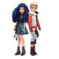 Bonecos-Descendants---Disney---Casal---Evie-e-Carlos---Hasbro-1