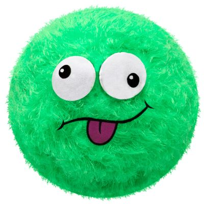 Bola de Pelúcia - Fuzzbies Verde - Multikids