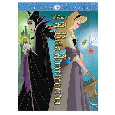 Blu-Ray A Bela Adormecida - Edição Diamante - Disney
