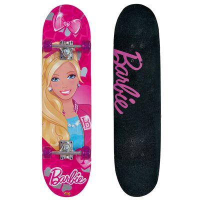 Skate com Acessórios - Barbie - Série 3 - Barão Toys