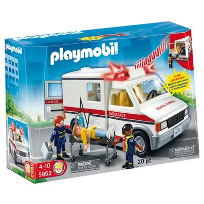 Playmobil City - Ambulância - 5952