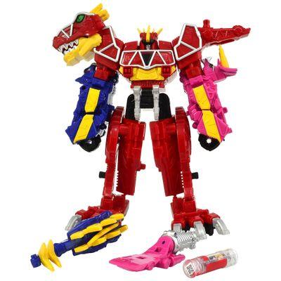 Boneco Power Ranger Dino Charger - Megazord - Sunny
