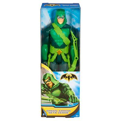 Boneco Liga da Justiça - Arqueiro Verde - 30 cm - Mattel