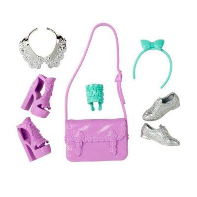 Acessórios Barbie - Bolsas e Sapatos - Serie - 5 - Mattel
