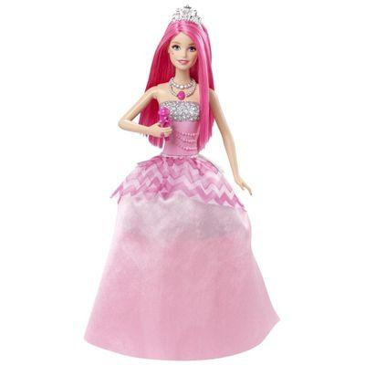 Boneca Barbie - Rock and Royals - Mattel