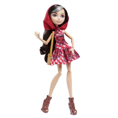 Boneca Ever After High - Piquenique - Cerise Hood - Mattel