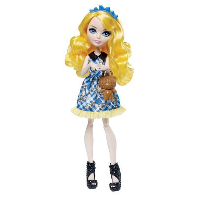 Boneca Ever After High - Piquenique - Blondie Locker - Mattel