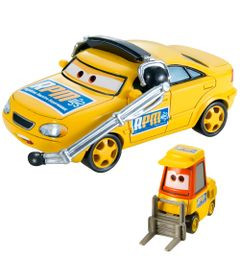 Veiculos-Hot-Wheels---Disney-Cars-2---Pack-com-2-Veiculos---Chief-RPM-e-Petrol-Pulaski---Mattel