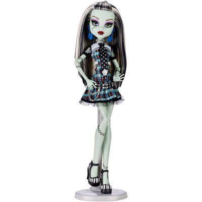 Boneca Monster High - Original - Frankie Stein - Mattel