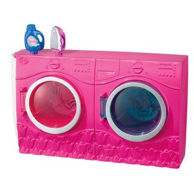 Casa da Barbie - Móveis - Máquinas de Lavar e Secar Roupa - Mattel