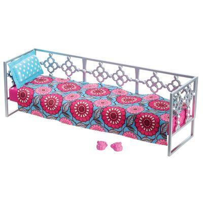 Casa da Barbie - Móveis - Sofá-Cama - Mattel