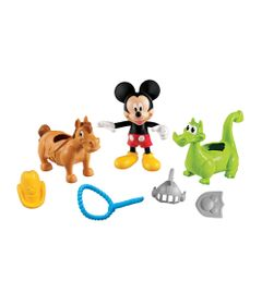 Playset-Mickey-Mouse-Club-House---Aventura-Animal---Cavalo-e-Dragao---Mattel