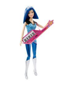 Boneca-Barbie---Rock-and-Royals---Amigas---Teclado-de-Estrelas---Mattel