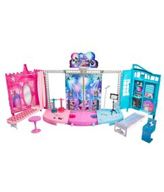 Playset-Barbie---Rock-and-Royals---Palco---Mattel-1