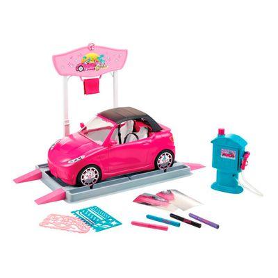 Boneca Barbie - Salão do Automóvel - Mattel