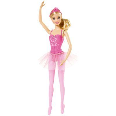 Boneca Barbie - Bailarinas - Rosa - Mattel