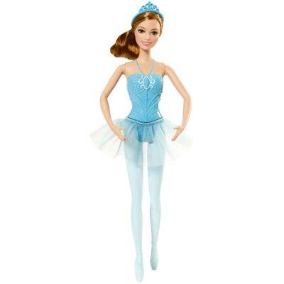Boneca Barbie - Bailarinas - Azul - Mattel