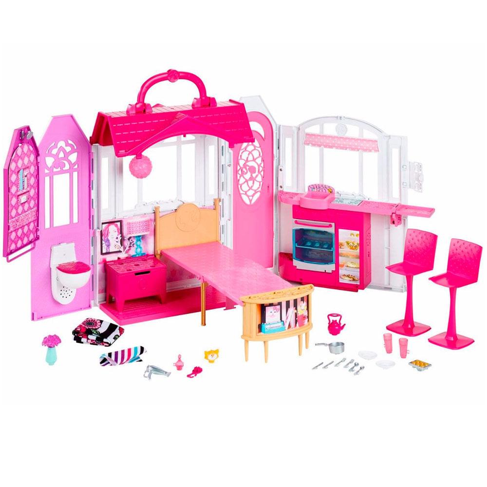 Casa de Férias da Barbie - Mattel