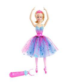 Boneca-Barbie-Bailarina---Piruetas---Mattel