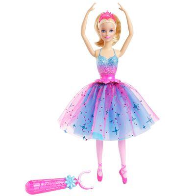 Boneca Barbie Bailarina - Piruetas - Mattel