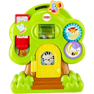 Novos Sons Divertidos - Casa na Árvore - Fisher-Price