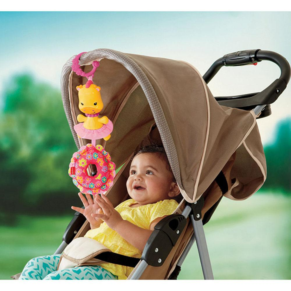 Girafinha Pula - Pula - Fisher - Price