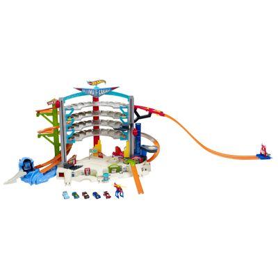 Mega Garagem - Hot Wheels - Mattel