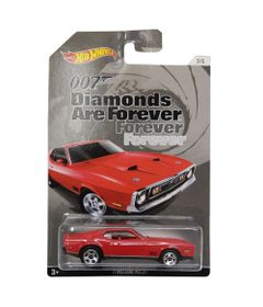 Carrinho-Hot-Wheels---Veiculos-Classicos-James-Bond---71-Mustang-Mach-1---Mattel