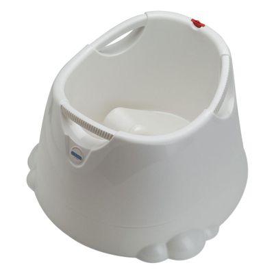 Banheira de Ofurô com Assento Ergonômico - Oplá - Pérola - Peg-Pérego
